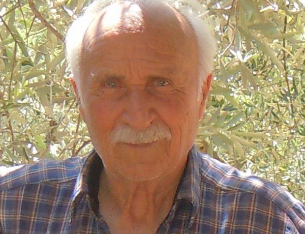 Απεβίωσε ο Χρήστος Κωνσταντάκος