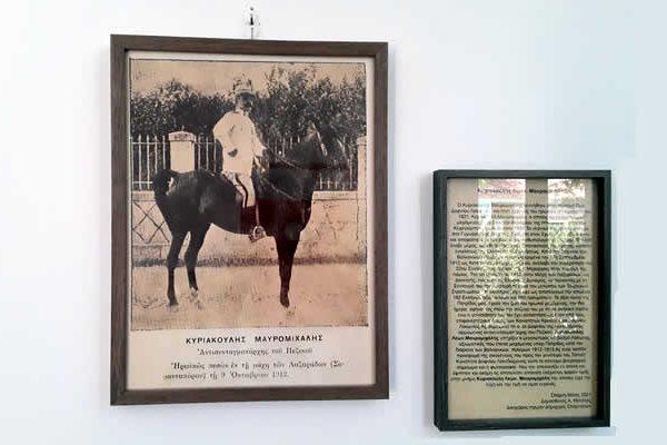 Ο Κυριακούλης Λεωνίδα Μαυρομιχάλης επέστρεψε στο χωριό του, το Δαφνί – video